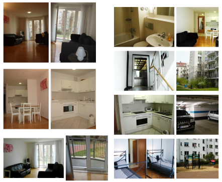 Have a look at pictures and videos of the apartment in Berlin Mitte now